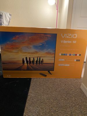 50 inch vizio flat screen tv for Sale in Riverview, FL
