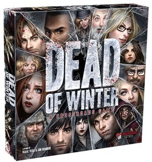 Dead of Winter board game for Sale in Seattle, WA