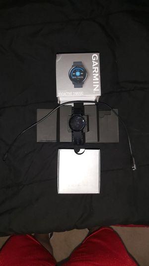 Garmin Vivoactive 3 Music GPS Smartwatch for Sale in Katy, TX