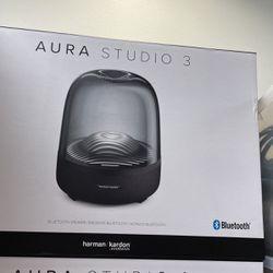 HK Aura Studio 3 Wireless Bluetooth Speaker for Sale in Round Rock,  TX
