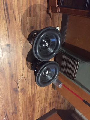 2 skar zvx 15 loud!!!! for Sale in Norwalk, CA