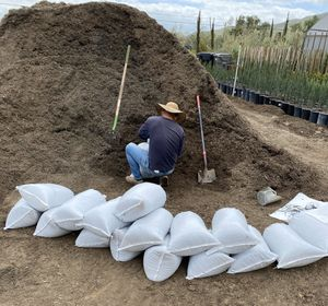 Garden soil mix bags $3.50 each 6 bags for $20 for Sale in Perris, CA