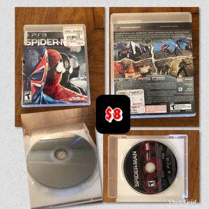 Spider-Man: Shattered Dimens <PS3> for Sale in Phoenix, AZ