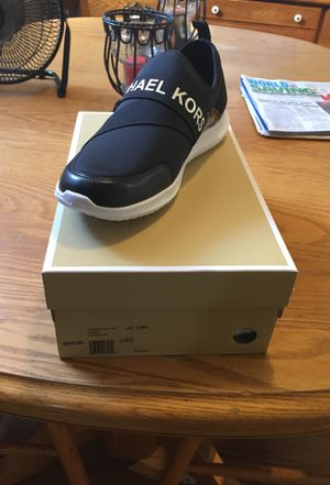Michael Kors women sneakers size 10 for Sale in Leavenworth, WA