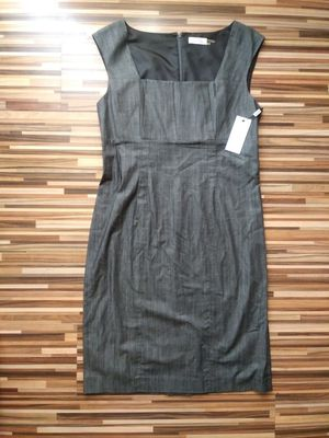 Calvin Klein Size 12 Gray Sleeveless Formal Cocktail Party Club Dress for Sale in Germantown, MD