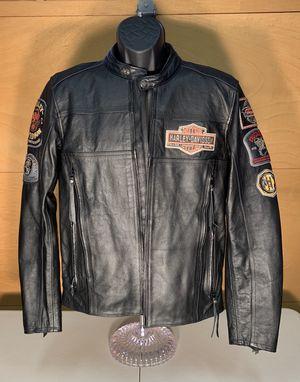 Mens Harley Davidson Leather Jacket ( size S) for Sale in Emmaus, PA