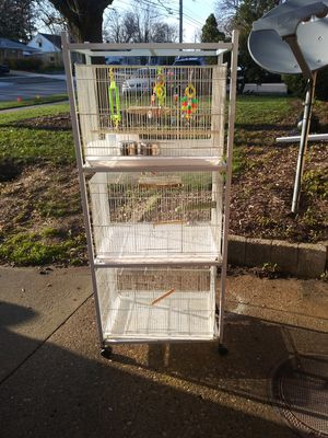 Bird cages for Sale in Grand Rapids, MI