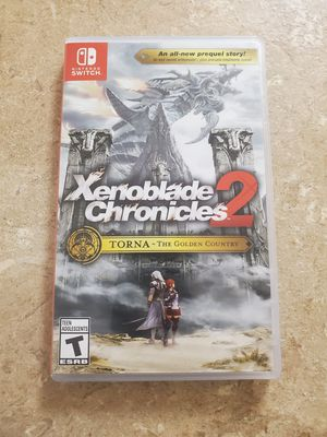 Xenoblade Chronicles 2 (Torna~ The Golden Country) for Sale in Wahiawa, HI