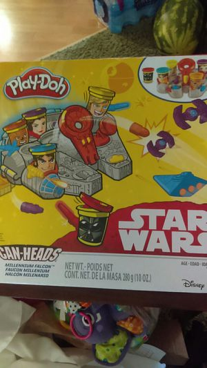 STAR WARS : Play-Doh for Sale in Tacoma, WA