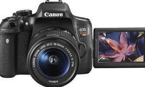 Canon Digital Camera EOS Rebel T6i for Sale in Miami, FL