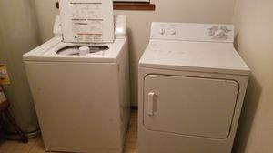 Washer and Dryer Set for Sale in Olympia, WA