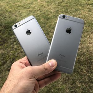 Two iPhone 6s Unlocked works for Any Company and overseas international any country. great condition works perfect . No scratches or cracks. for Sale in Hawthorne, NJ