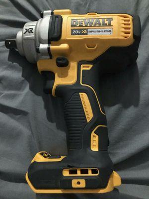 Dewalt 20v xr high impact wrench for Sale in Bell Gardens, CA