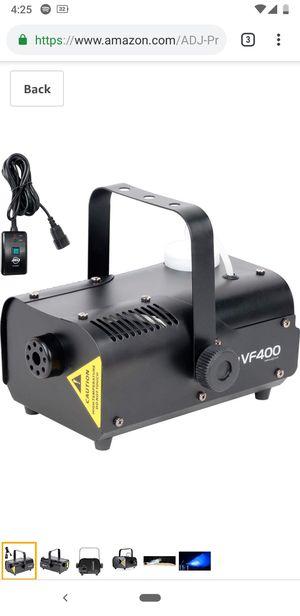ADJ VF400 Fog Machine for Sale in Lewiston, ME