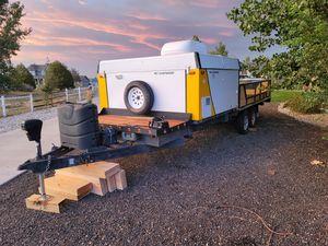 Toy Hauler/Pop-up Camper for Sale in Denver, CO