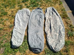 Army Gore-Tex 3-layer sleeping bag system for Sale in Portland, OR