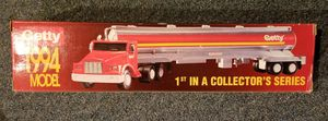 Collectible 1994 Getty Toy Tanker Truck for Sale in Riverside, NJ