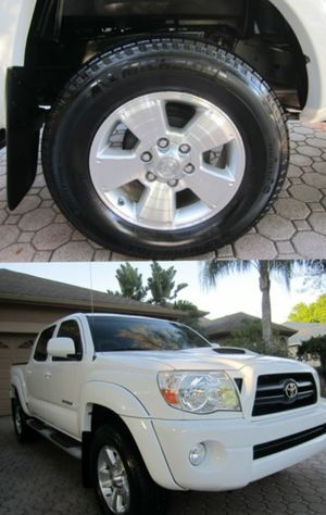4X4. 2008 Toyota Tacoma AWDWheels for Sale in Rochester, NY