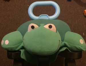 Little tikes pillow racer rolling turtle for Sale in Los Angeles, CA