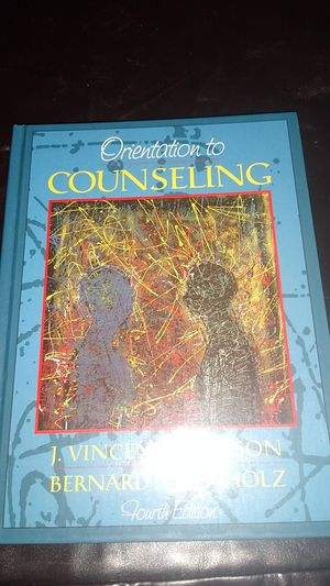 Orientation to COUNSELING Textbook for Sale in KINGSVL NAVAL, TX
