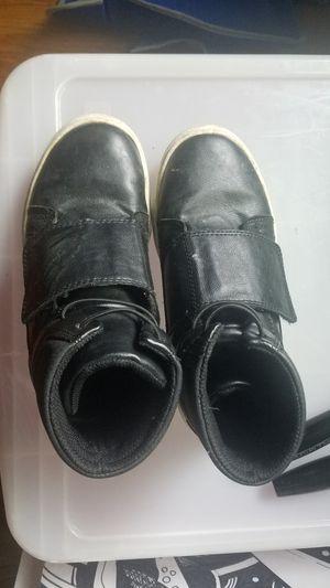 Boys black kicks 👌 for Sale in Garrett Park, MD