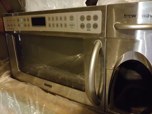 Brew Wave microwave (large) for Sale in Downey, CA