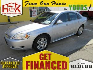 2013 Chevrolet Impala for Sale in Manassas, VA