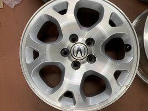 "17"" OEM Acura MDX Alloy Wheels set of 4 for Sale in Portland, OR"