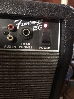 Fender guitar speaker for Sale in Huntington Park, CA