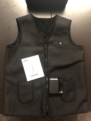 Heated vest with battery for Sale in Revere, MA