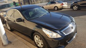 infiniti g37 2013 parts for Sale in Los Angeles, CA