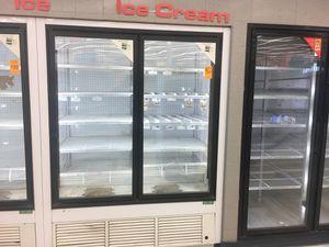 2-Door Freezer Zero Zone Self Contained for Sale in Dexter, ME