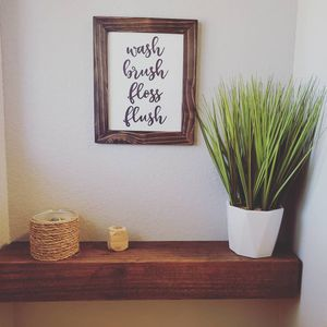 Floating shelves available any size for Sale in San Bernardino, CA