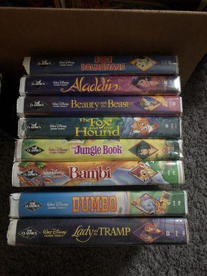 Black diamond original Disney movies for Sale in Murfreesboro, TN