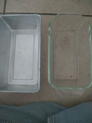 2 baking pans for Sale in Stuart, FL