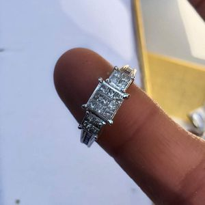 White Gold Diamond Ring for Sale in Los Angeles, CA
