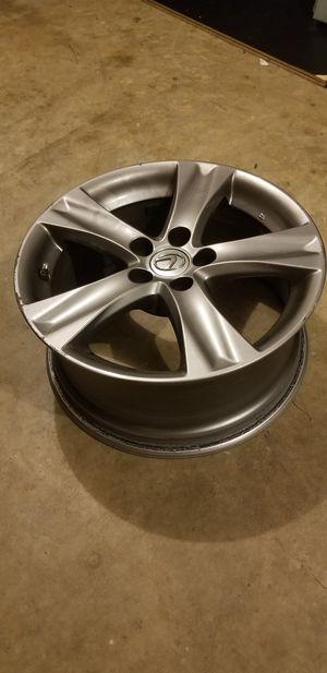 18 inch Lexus is250 REAR wheel, staggered. 8.5 for Sale in Douglasville, GA
