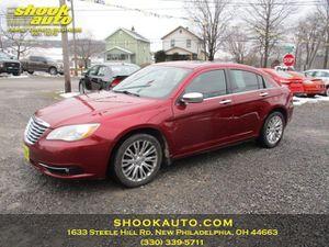 2011 Chrysler 200 for Sale in New Philadelphia, OH