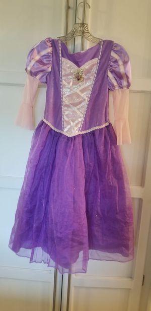 Rapunzel princess dress for Sale in Phoenix, AZ
