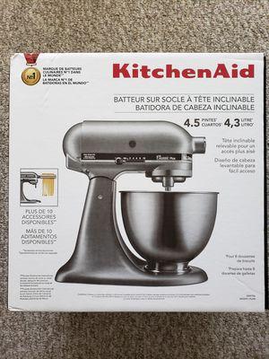 Kitchenaid mixer ksm75 for Sale in Orlando, FL