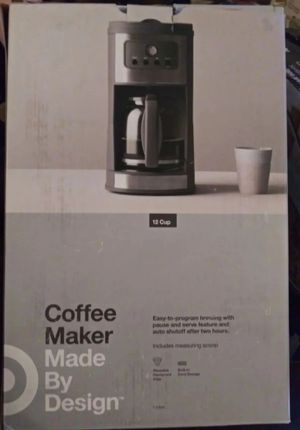 12cup Automatic Coffee Maker for Sale in Fort Myers, FL