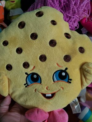 Cookie shopkin pillow for Sale in Rancho Cucamonga, CA