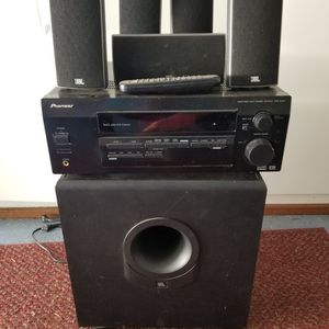 5.1 Pioneer/ JBL Surround/Stereo Subwoofer System for Sale in Temecula, CA