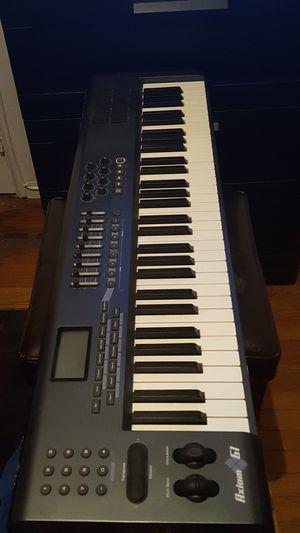 M-Audio Axiom 61 Key Midi Keyboard Controller for Sale in Miami, FL