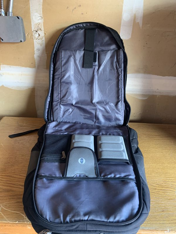 Swiss digital backpack