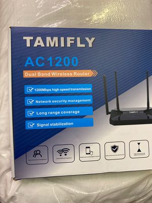 TAMIFLY Wireless Router for Sale in Glendale, AZ