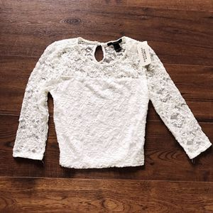 Lace Crop Top for Sale in Carnegie, PA