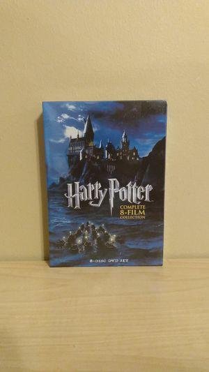 Harry Potter Complete 8 FILM Collection DVD for Sale in Destin, FL