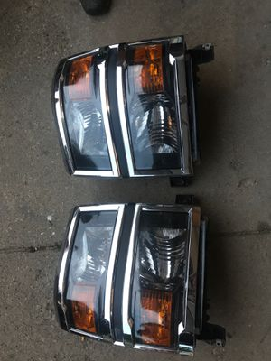 14 Silverado headlights for Sale in Kentwood, MI