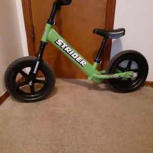STRIDER Balance bike. Available for Sale in Everett, WA